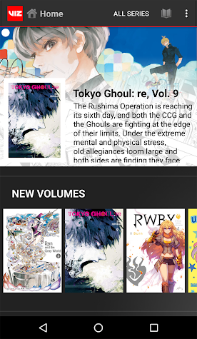 VIZ Manga – Direct from Japan Screenshot