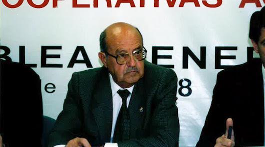 Cooperativas Agro-alimentarias de Andalucía despide a Sebastián Delgado