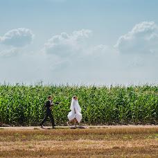 Wedding photographer Yuliya Yanovich (Zhak). Photo of 25.08.2017