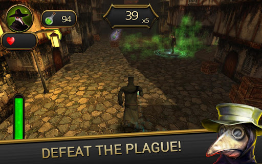 Doctor Mad 3D VS Plague Virus