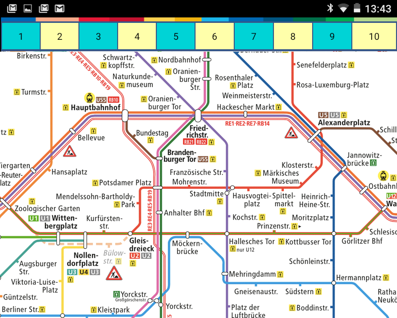 Berlin Transport Maps Android Apps On Google Play - Berlin us bahn map