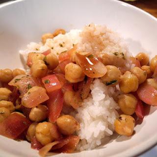 Sauteed Chickpeas Recipes.