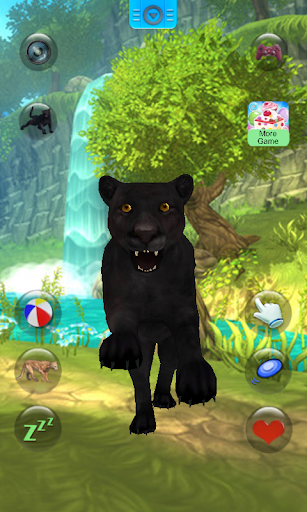 Talking Black Panther filehippodl screenshot 2