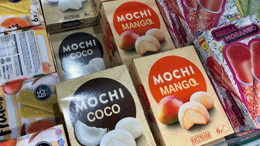 La vuelta a sus estantes de los helados Mochi es una realidad