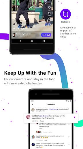 Lasso - short, fun videos Screenshots 4