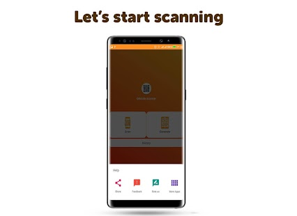 Free QRcode Scanner and Generator 2017 - náhled