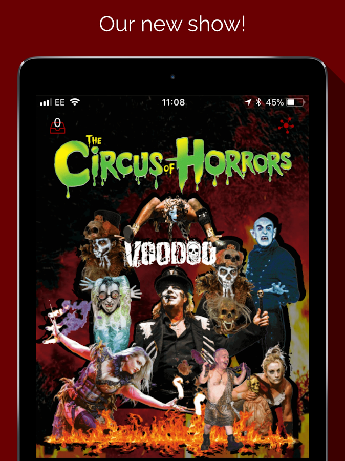 Circus of Horrors- screenshot