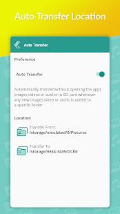 Auto Move To SD Card Screenshot