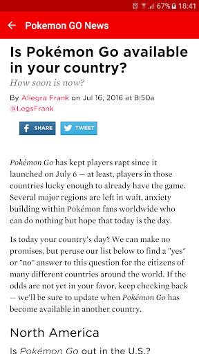 免費下載新聞APP|News: Pokemon GO app開箱文|APP開箱王