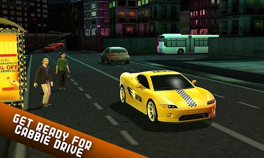 Taxi Driver 2017 - USA City Cab Driving Game - náhled