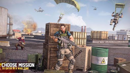 FPS Encounter Shooting 2020: New Shooting Games 1.8.1 screenshots 1