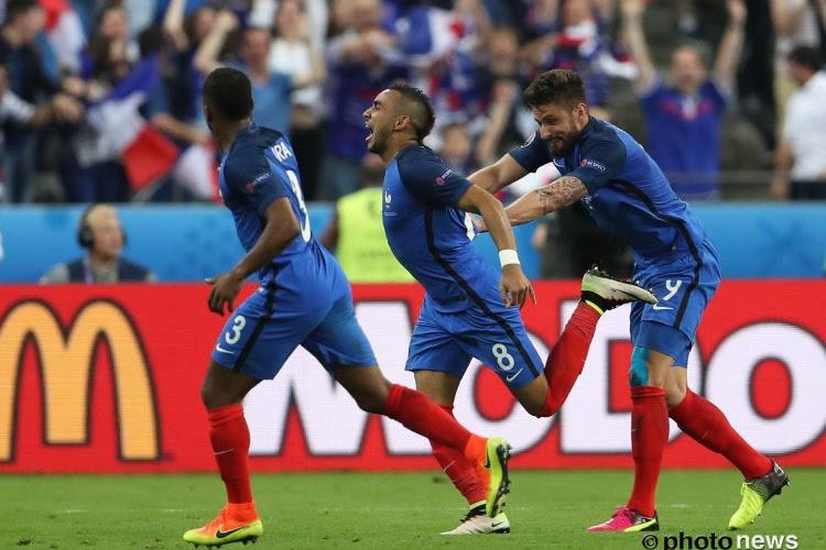 Payet régale et sauve la France