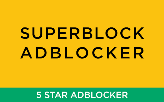 SuperBlock Adblocker