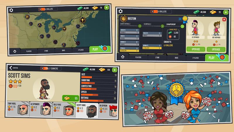 Basketball Battle Screenshot 9