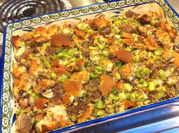 White Castle Holiday Stuffing Recipe