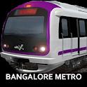 Bangalore Metro Route Planner icon