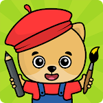 Coloring games for kids 3.98