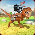 New Dinosaur Survival Battle-Beast Attack icon