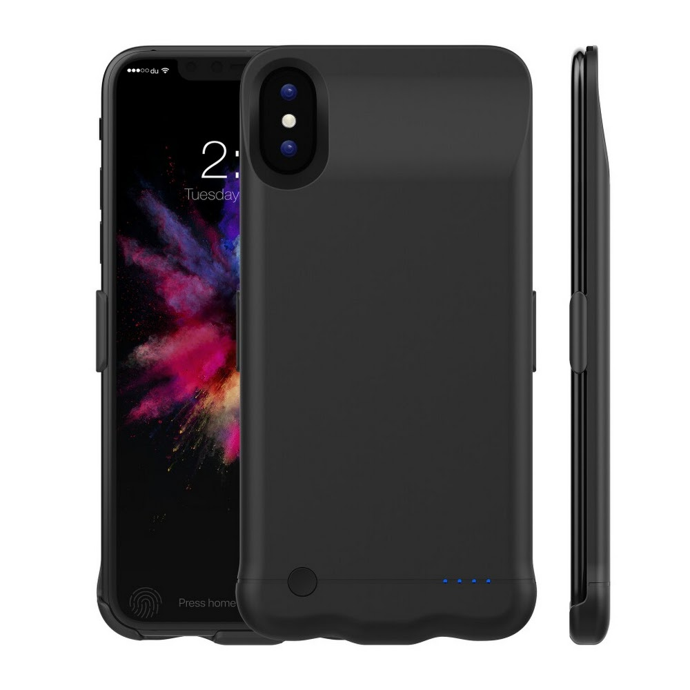 Battery Charger Case for iPhoneX