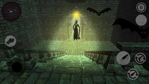 Scary Grandma - the horror nun captures d'écran apk mod pirater preuve 2