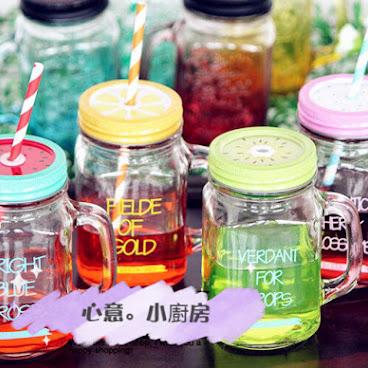 韓國特色玻璃瓶(代購)