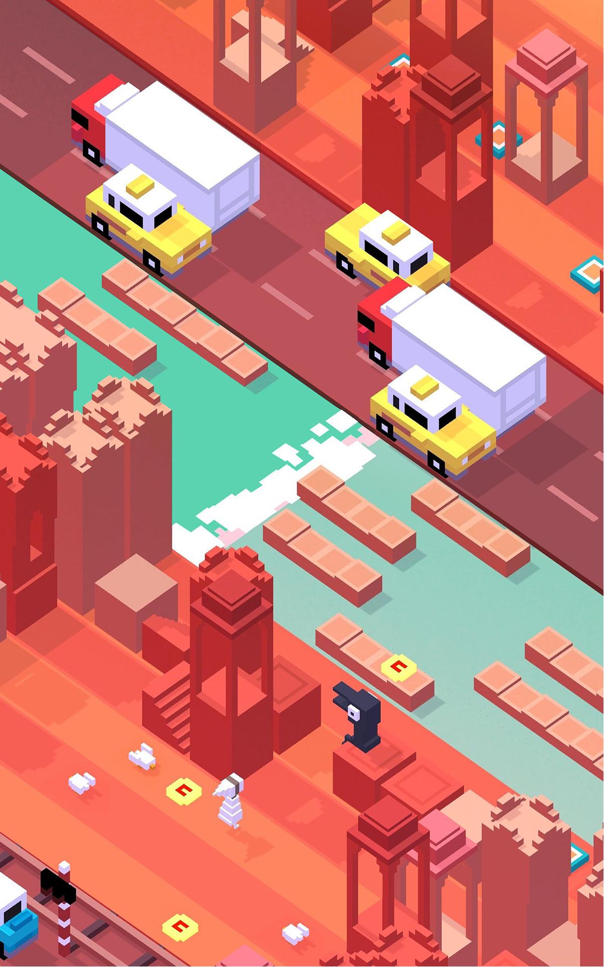 Crossy Road screenshot #17