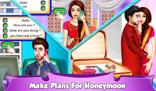 Indian Wedding Honeymoon Marriage Part3 Love Game 1.0.7 screenshots 2