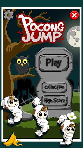 Pocong Jump 1.0.0.2.7 screenshots 1