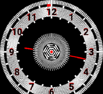 Hypnosis Watch Face-WatchMaker