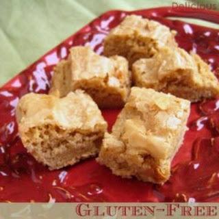 Gluten-Free Brown Sugar Cookie Bars