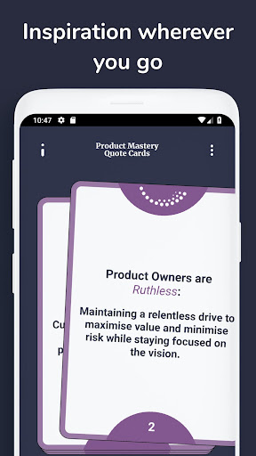Screenshot for Agile Coaching Cards in United States Play Store