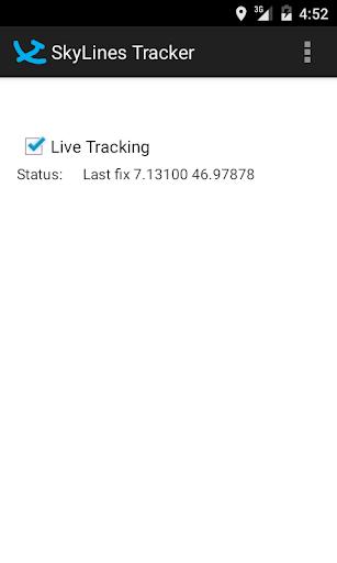 SkyLines Tracker