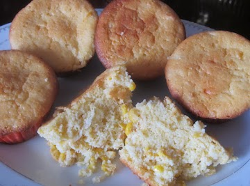 Company Spoon Bread Muffins Recipe