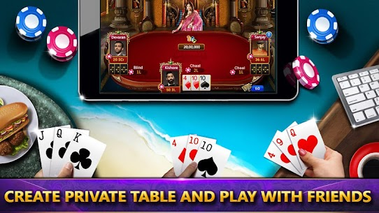 UTP – Ultimate Teen Patti (3 Patti) App Latest Version Download For Android and iPhone 4