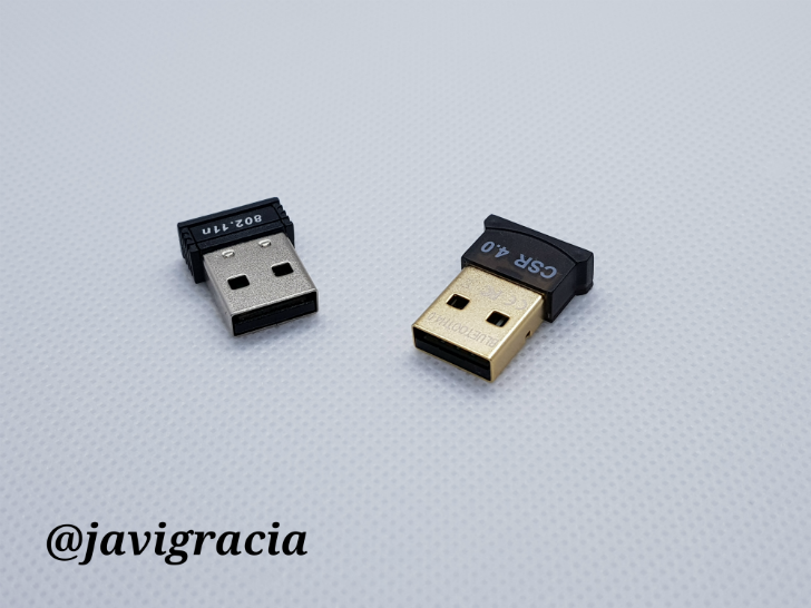 Usb bluetooth y wifi
