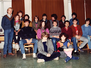 Photo: Klasse 11 (1983/84)