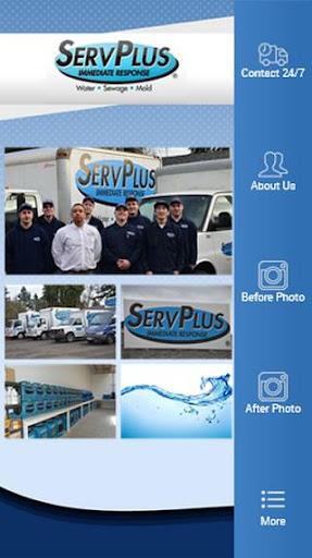 ServPlus Water Damage
