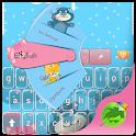 Sweet Cartoon Keyboard icon