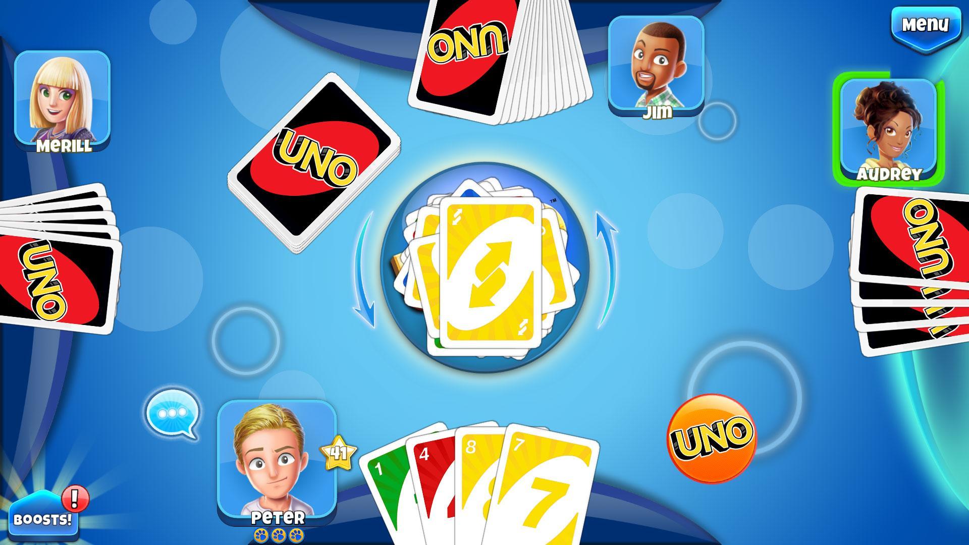 UNO ™ & Friends screenshot #12