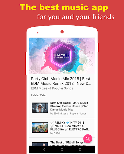 Music Tube, Free and Floating Window for Youtube 1.5.0 screenshots 4