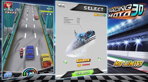 Moto Racing 3D Game 1.1.1 screenshots 2
