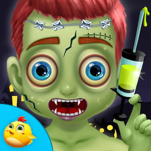 休闲のハロウィーンドクター手術 LOGO-記事Game