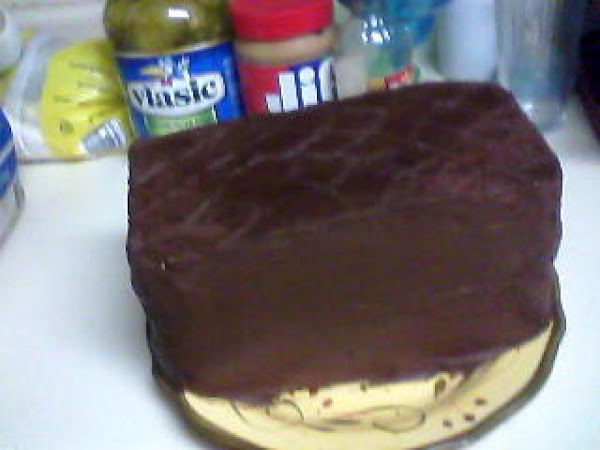 Nutty Butty Cake Recipe