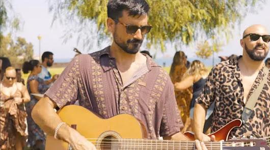 Jero estrena el videoclip de 'El mismito Dios', rodado en Terreros