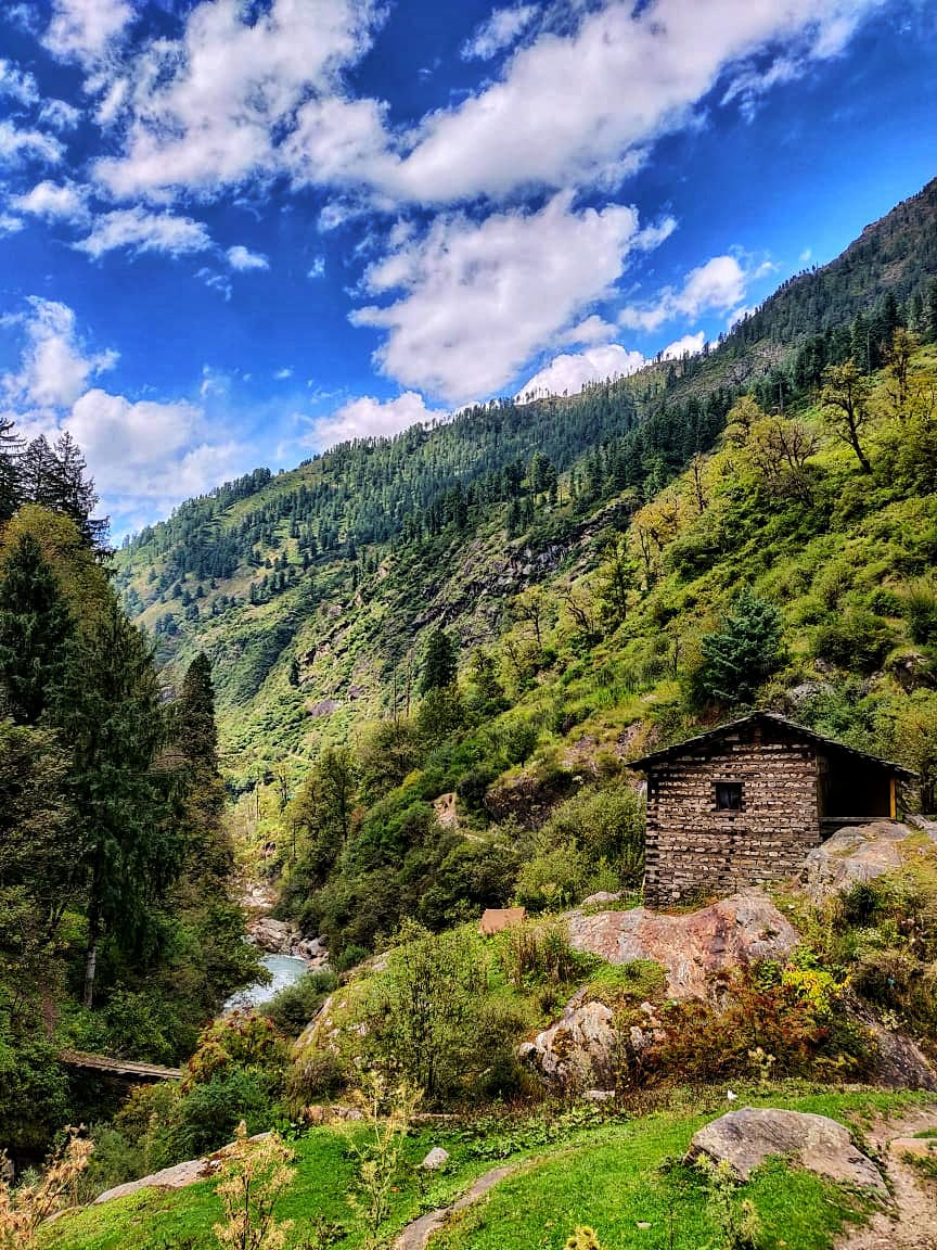Kasol Kheerganga Trek - Weekend Trip From Delhi