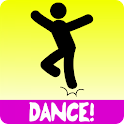 Dancing Footwork icon