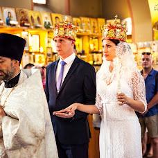 Wedding photographer Anna Putina (putina). Photo of 12.10.2016