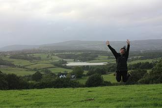 Photo: I can't jump as high as Feraz.
