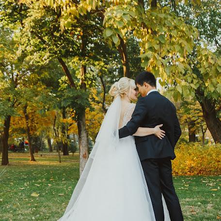 Wedding photographer Anastasiya Guseva (nastaguseva). Photo of 03.01.2018
