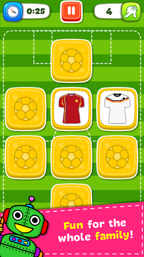 Match Game - Soccer 1.17 screenshots 2